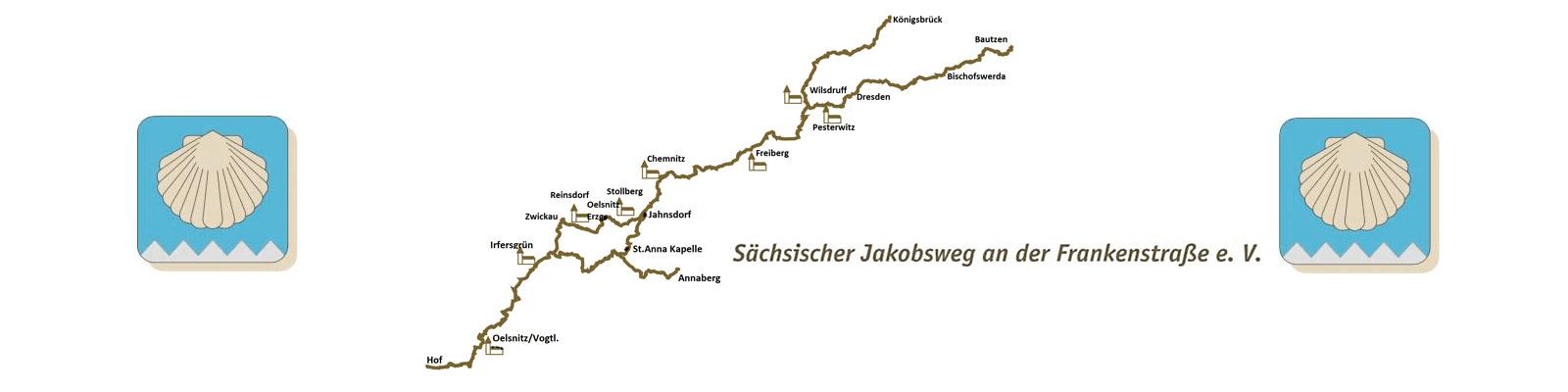 Sächsischer Jakobsweg an der Frankenstraße e.V.